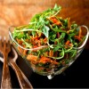 Arugula and Carrot Salad